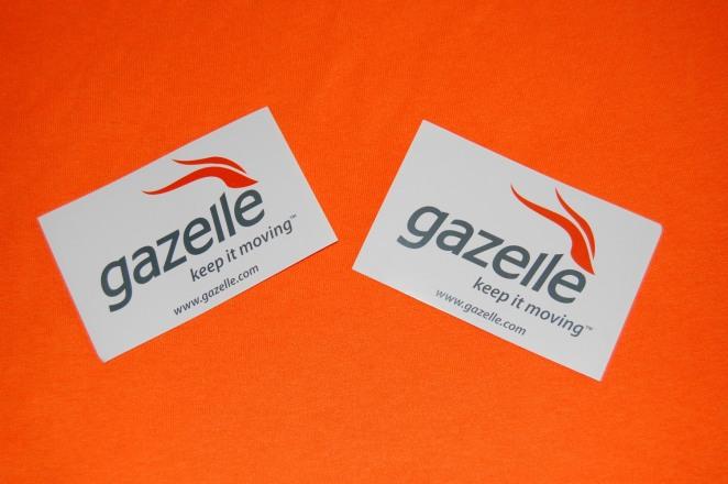 Gazelle.com Stickers