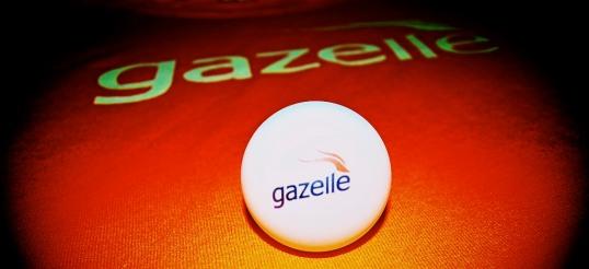 Gazelle Table Tennis Ball