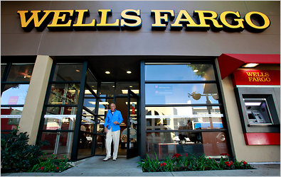Wells Fargo Application