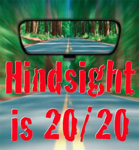 Hindsight is 20/13